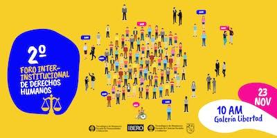 Foro Inter-Institucional de Derechos Humanos