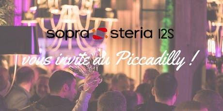 After Work Recrutement Sopra Steria Infrastructure au Piccadilly billets