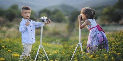 Non esiste solo la Playstation - corso di fotografia creativa per bambini