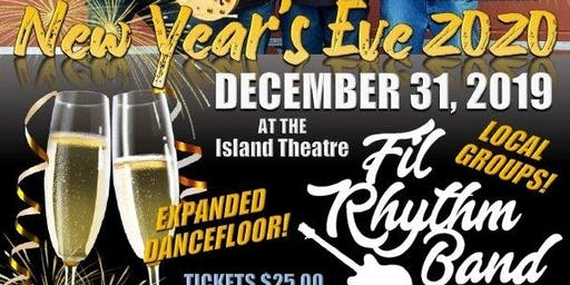 New Year's Eve at the Island Theatre with the Fil Rhythm Band