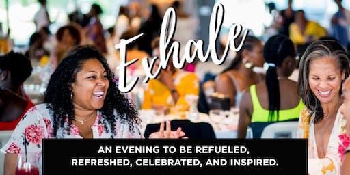 Exhale - A Black Beauty Brunch Wellness event