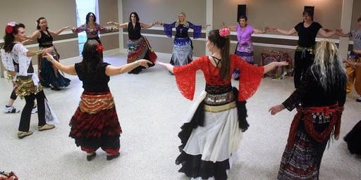 Introduction to Tribal Belly Dance & Tai Chi/ Qi gong