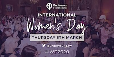 Endeavour Partnerships International Women's Day 2020