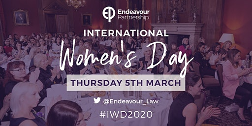 Endeavour Partnerships International Women's Day 2020