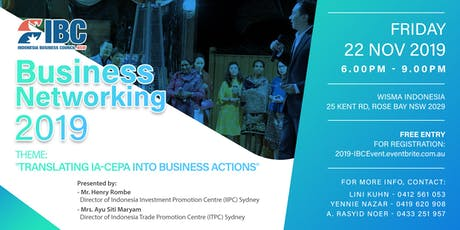"""Translating IA-CEPA into Business Actions"" tickets"