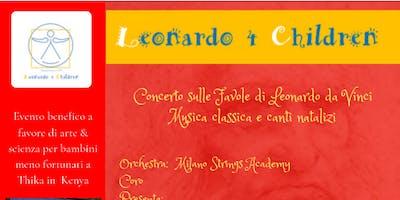 Leonardo 4 Children concerto