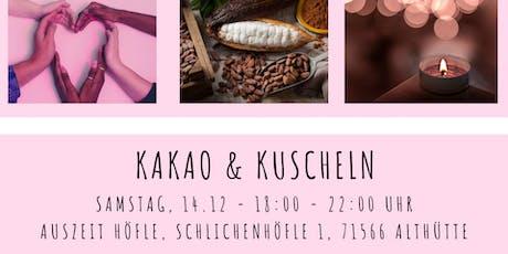 Kakao&Kuscheln Tickets