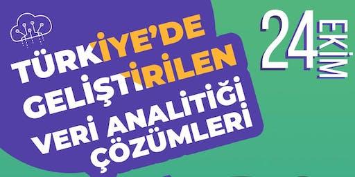 Türkiye'de Geliştirilen Veri Analitiği Çözümleri