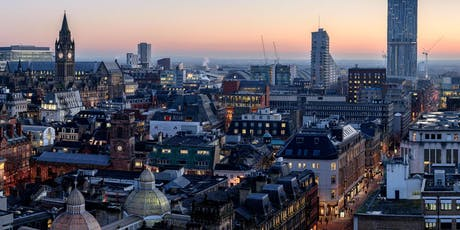 Innovate4Manchester  - tackling the climate challenges of Our Manchester tickets