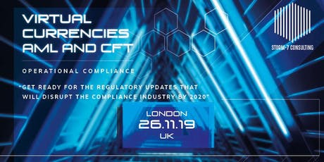 Virtual Currencies, AML and CFT: Operational Compliance tickets