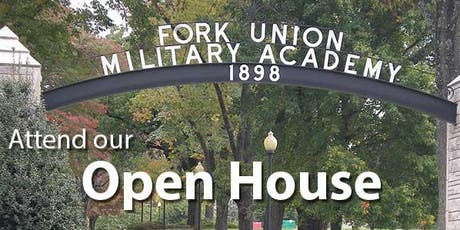 Veterans Day Open House Admissions Event tickets