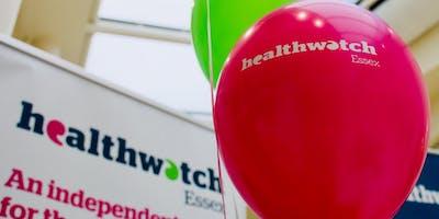 Healthwatch Essex AGM & Patient Showcase