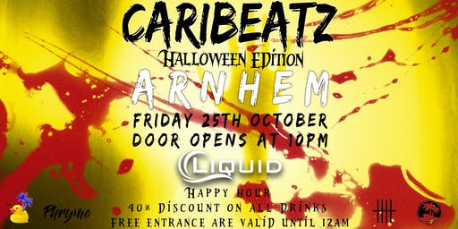 Caribeatz Halloween Edition