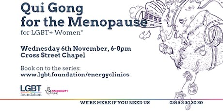 Qui Gong for The Menopause - The Energy Clinics tickets