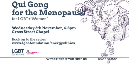 Qui Gong for The Menopause - The Energy Clinics