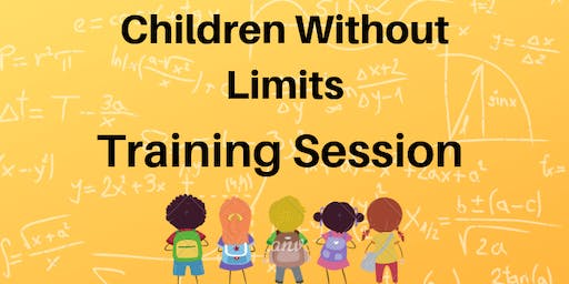 Children Without Limits Training Session