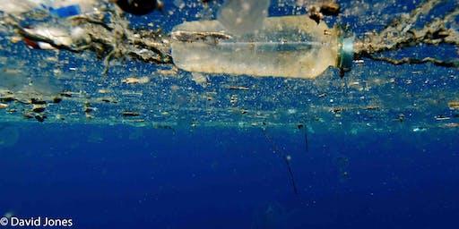 Holistic Plastic Policies. CBG Seminar 23/10 - David Jones, Just One Ocean.