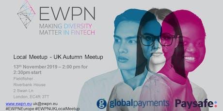 EWPN Local Meetup UK tickets