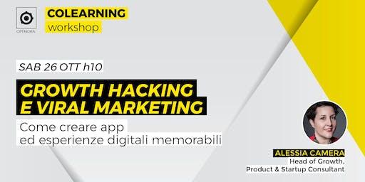 Growth hacking e viral marketing