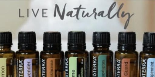Wee Bees' Essential Oils Workshop