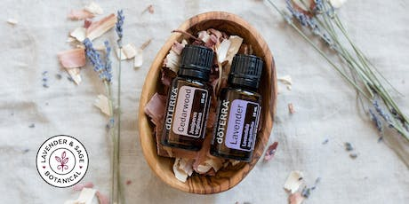 Natural Solutions with Essential Oils - Personal Health and Wellness tickets