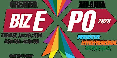 Greater Atlanta Business Expo Jan. 28, 2020 tickets
