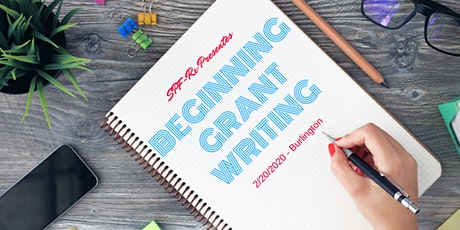 Beginning Grant Writing Hosted by SPF-Rx tickets