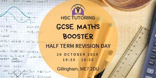 GCSE Maths Half Term Booster