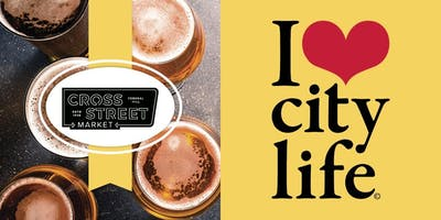 I Heart City Life Happy Hour - December
