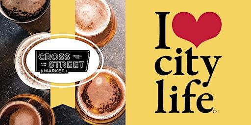 I Heart City Life Happy Hour - December