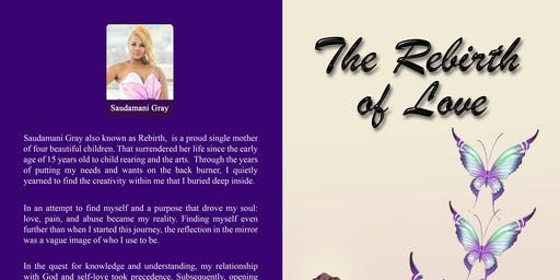 The Rebirth of Love Book Signing & Reading