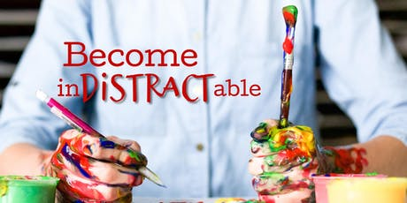Become inDISTRACTable tickets