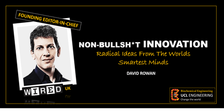 Non-Bullsh*t Innovation and the Science / Society Interface tickets