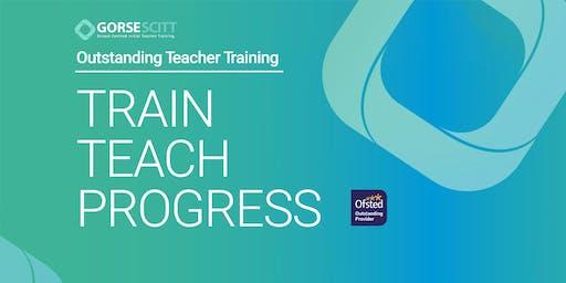 Teacher training information event at Ron Dearing UTC