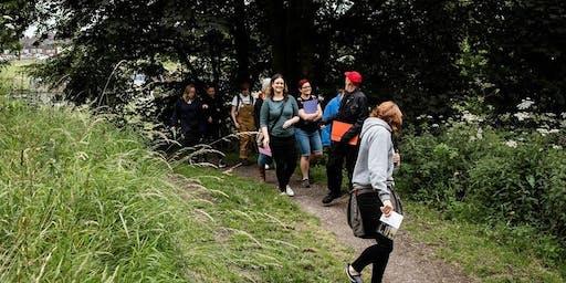 Community Walk in East Fenton