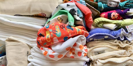 Haringey Reusable Nappy Demo and Pop-up Shop tickets