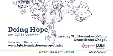 Doing Hope - The Energy Clinics tickets