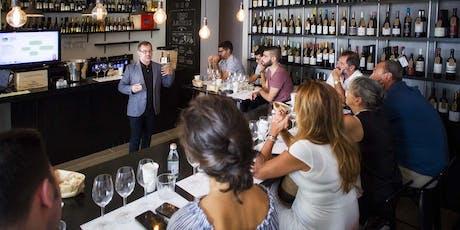 Setúbal! Prova Comentada - O que realmente sabes sobre os Vinhos Verdes? bilhetes
