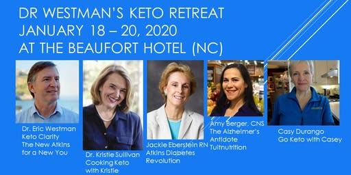 Dr. Westman's Keto Retreat