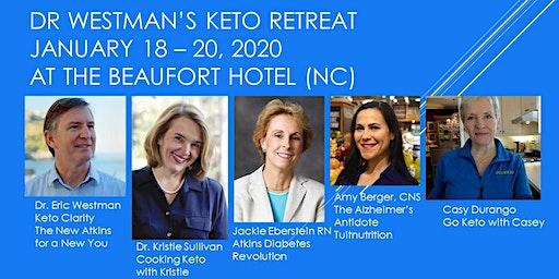 Dr. Westman's Keto Retreat