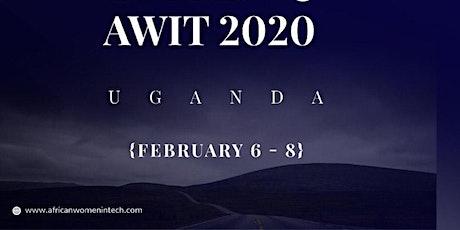African Women In Tech Uganda #AWITUganda20 tickets