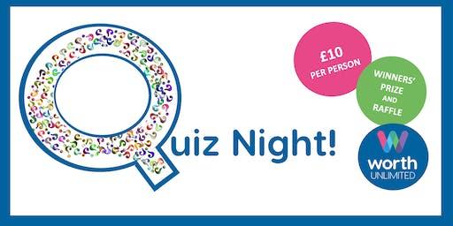 Worth Unlimited Quiz Night - Leyton