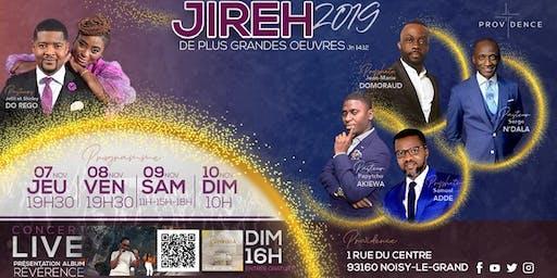 JIREH 2019