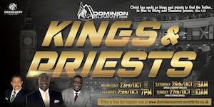 DOMINION SUMMIT 2019 - KINGS & PRIESTS (Rev 1:6)