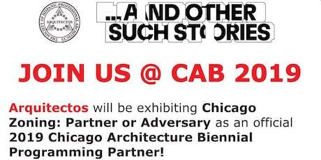 Arquitectos CAB Tour 10/16 5pm tickets