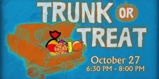 Trunk or Treat at Hilltop Church