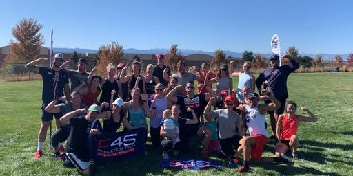 F45 Training Centennial East Outdoor Boot Camp