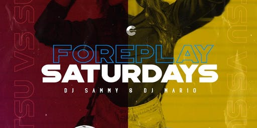 """Foreplay"" Day Party This Saturday at Bar Stellar No Cover"