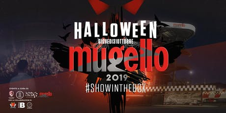 Halloween Mugello • ShowInTheBox biglietti