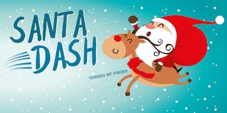 Wythenshawe Park Santa Dash 2019 tickets
